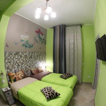 Stanza Arianna Bed and Breakfast Reggio Calabria Centro La Casa Di Luce