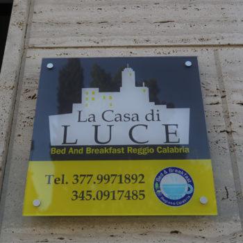Esterno Bed and Breakfast Reggio Calabria Centro La Casa Di Luce