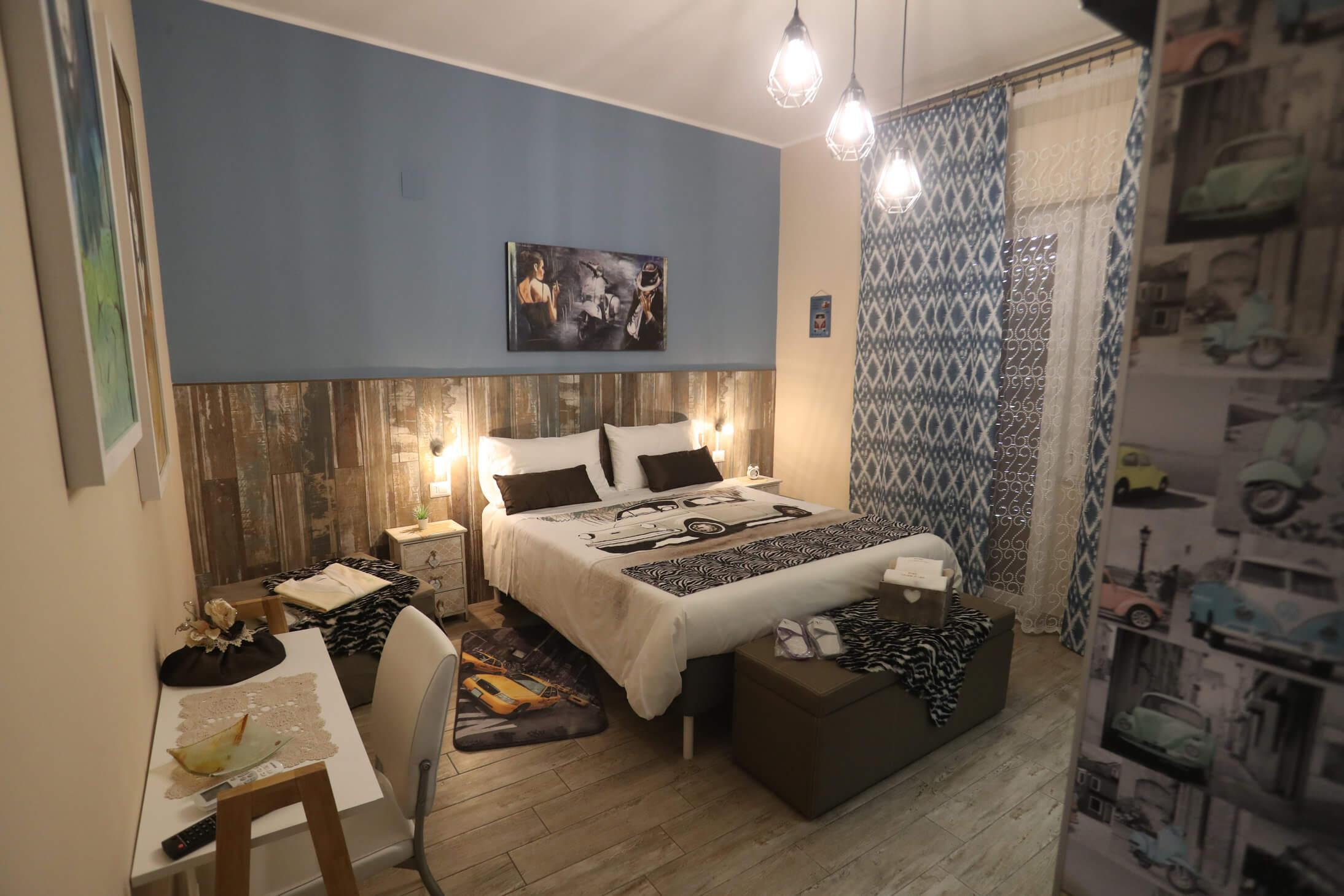 Stanza Vintage Bed and Breakfast Reggio Calabria Centro La Casa Di Luce