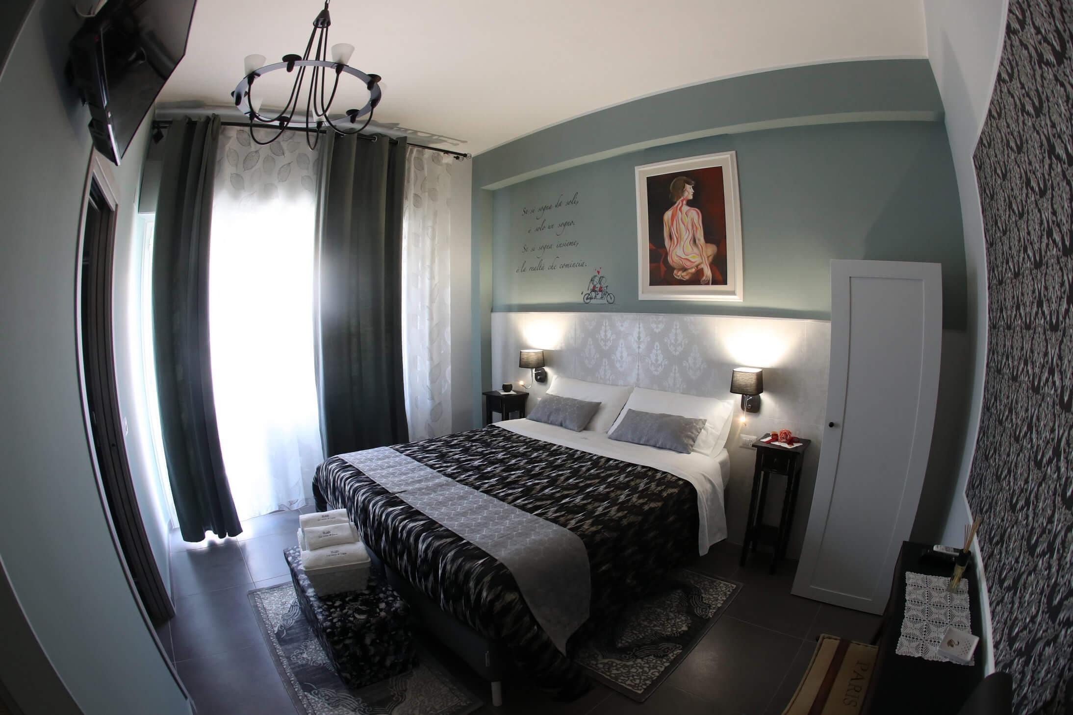 Stanza Elegance Bed and Breakfast Reggio Calabria Centro La Casa Di Luce